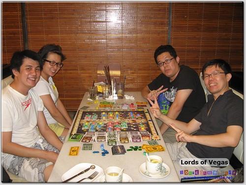 BGC Meetup - Lords of Vegas