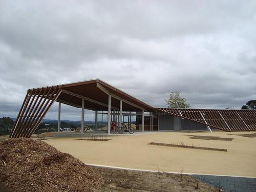 Sanders Rd Visitors Centre