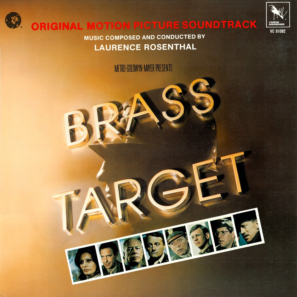 Laurence Rosenthal - Brass Target