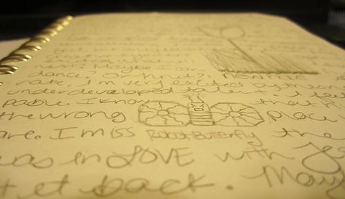 Journaling ^_^