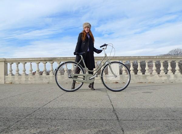Bella Ciao, Bridge, Winter Sky