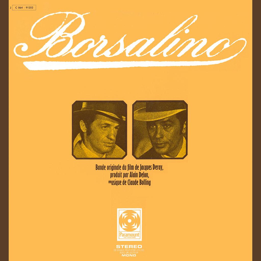 Claude Bolling - Borsalino