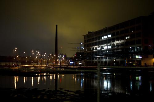Lichtvervuiling in Eindhoven