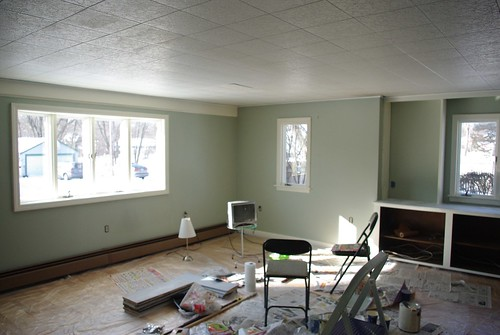Living Room- Painted