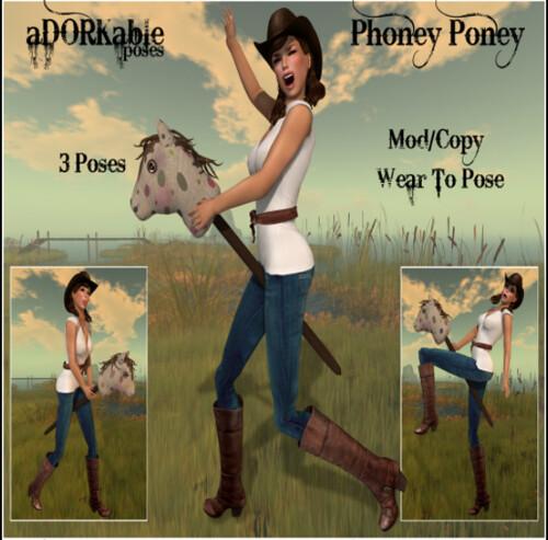 Phoney Poney