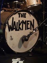 The Walkmen @ Paris, la Flèche d'Or