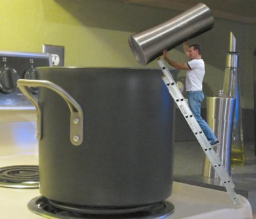 Big pot-o-stew