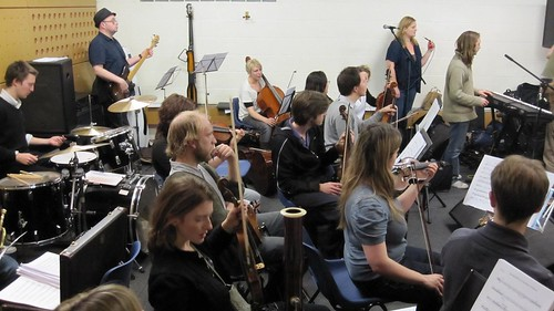 MFMO Rehearsing