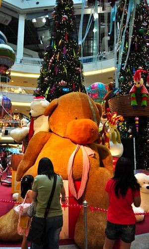 Christmas Decorations @ Mid Valley Megamall (5)