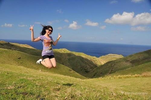 Jump for Joy in Batanes