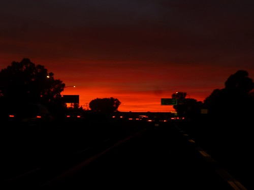 December 11 sunset