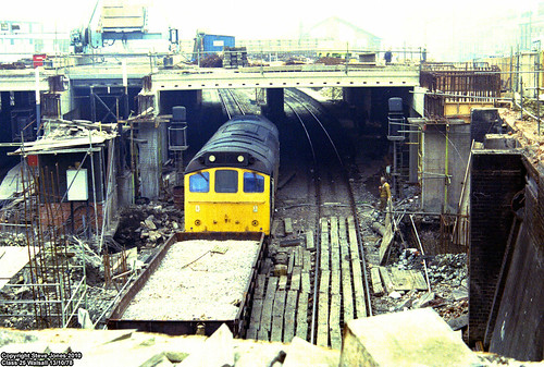 Class 25 at Walsall