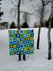 Finished the quilt for my Grandpa!