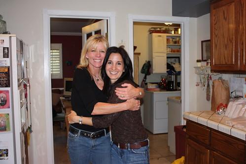 mom and yo