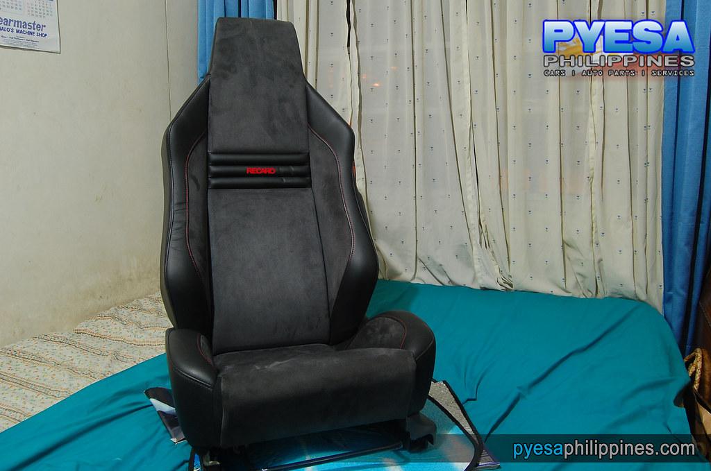 Recaro Bucket Seat  Pyesa Philippines
