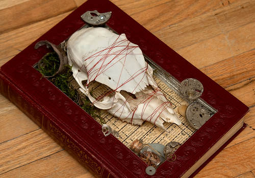 Altered Book - Time is More Infinite Than We-4