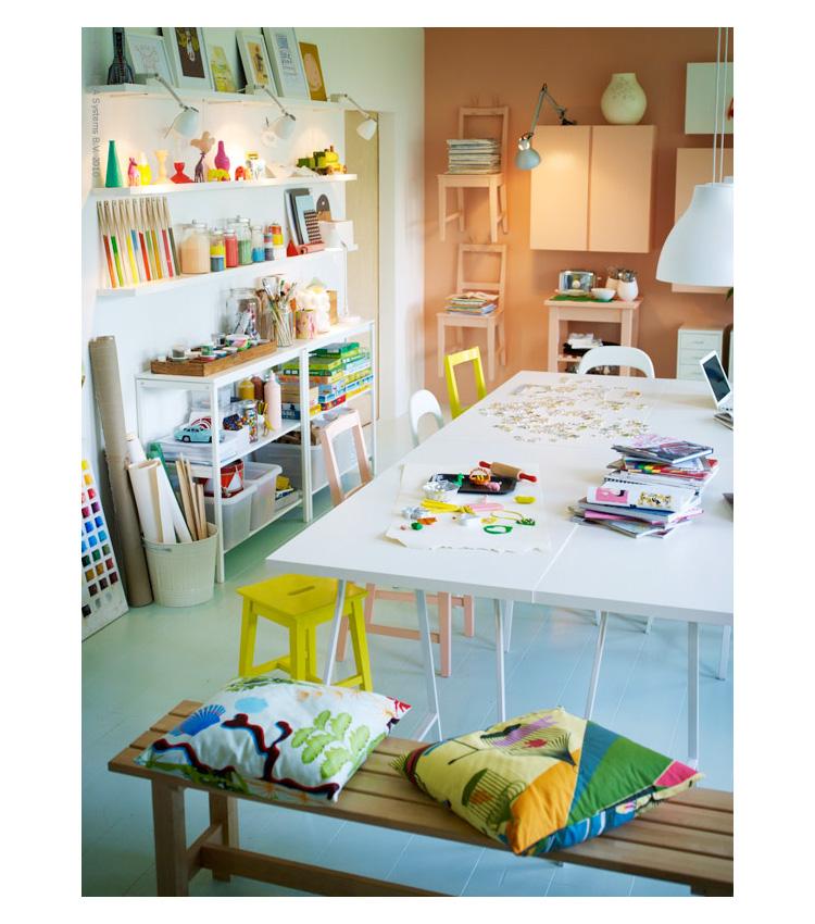 Art Kids Room