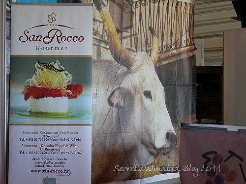 Boskarin cattle on the menu