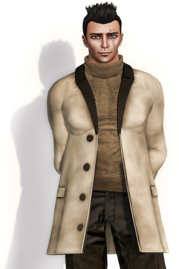 Male Fashion - Oscar Page
