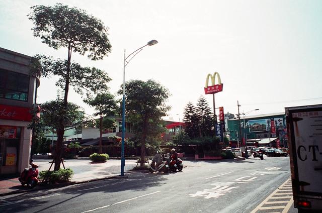 McDonald @ 龜山
