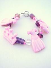 Little Girls Princess Bracelet