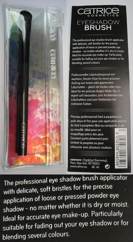 Catrice Eyeshadow Brush1