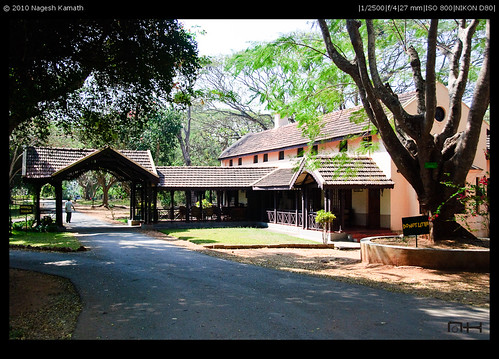 Jungle Lodges Resort, Kabini