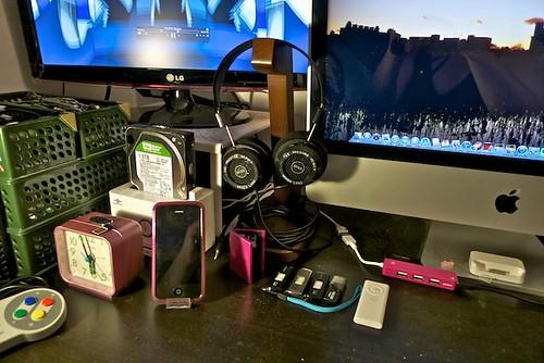 iMac Setup 2011 - 7