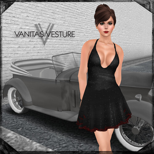 Vanitas Vesture - Kay Minidress - Desirable