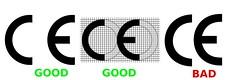 """CE marks (""""Conformité Européenne"""" an..."""
