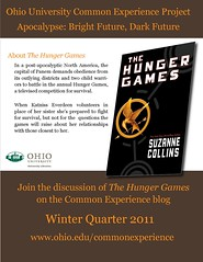 Hunger Games Discussion Poster