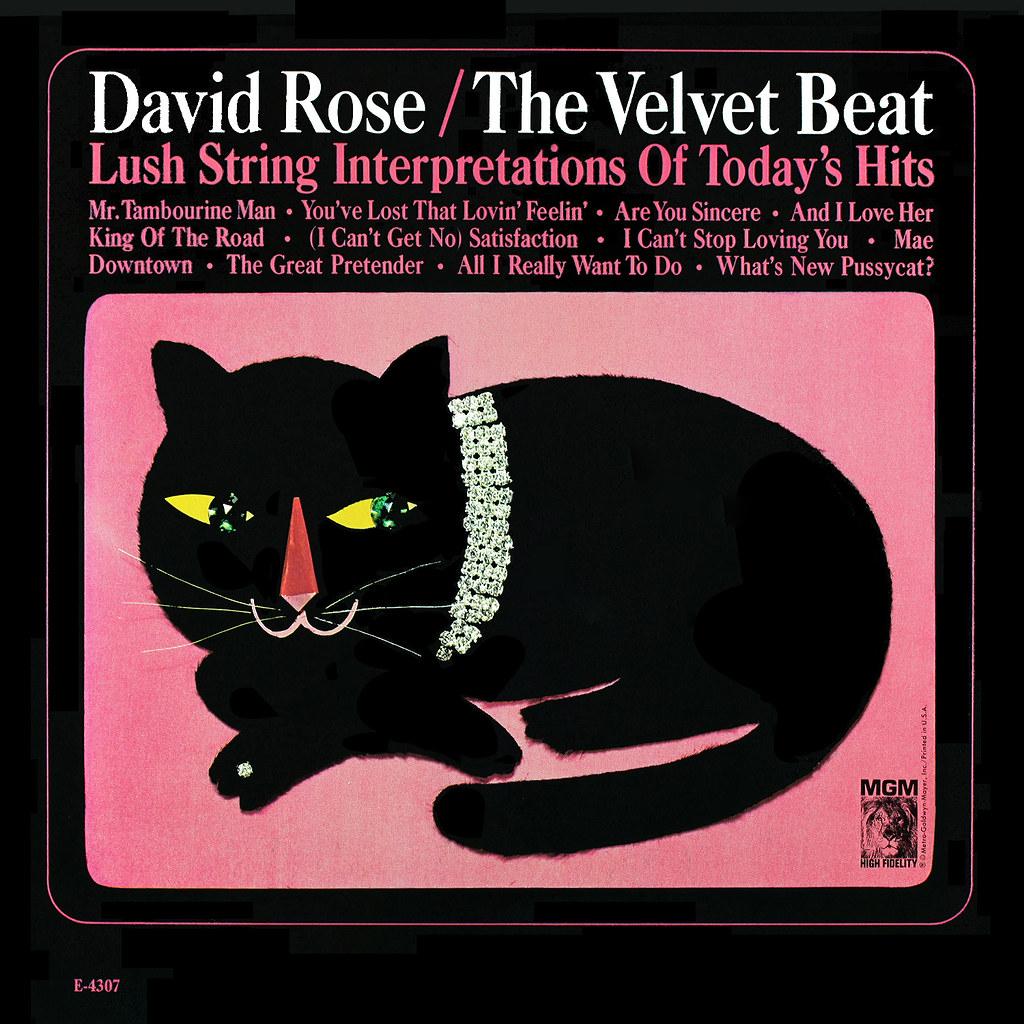 David Rose - The Velvet Beat