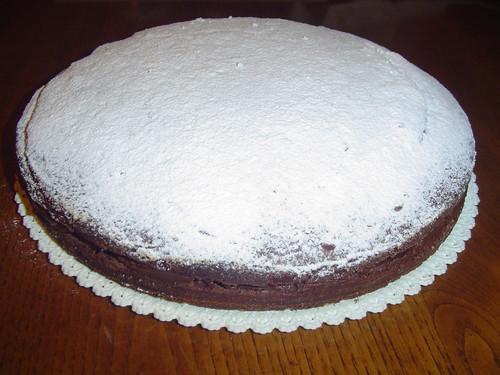 """Torta al Cacao """"El Ceibo-Estrella primera"""" - Chocolate cake """"El Ceibo-Estrella primera"""""""