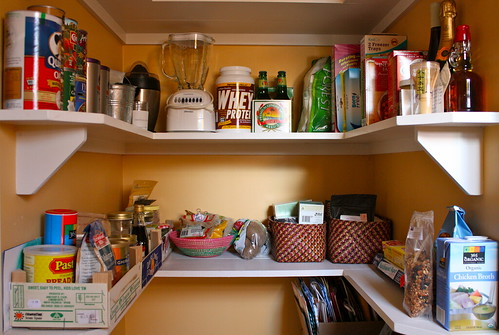 The Great Pantry Raid: After
