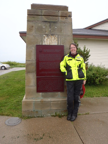 Marconi National Historic Site, Table Head, Glace Bay, NS