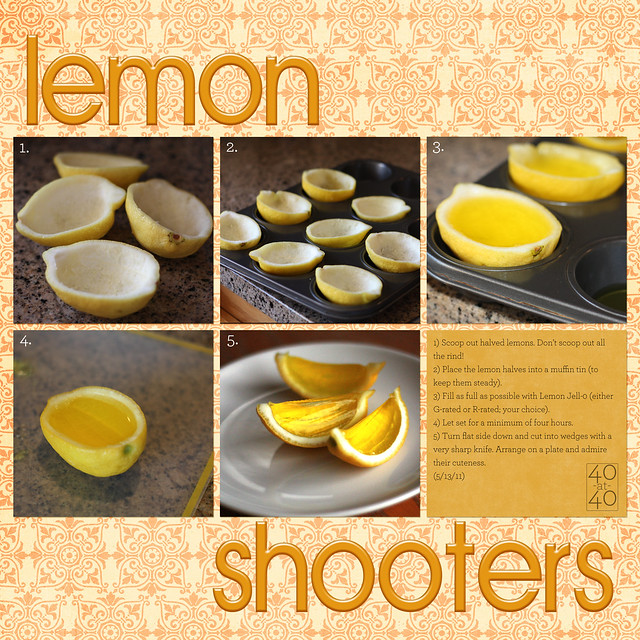 Lemon Shooters