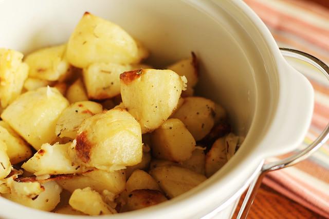 Roasted Potatoes #veggieangie