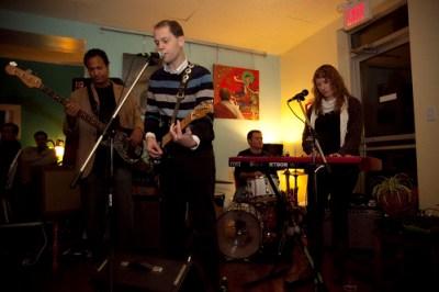 David Tough and his bands @ Raw Sugar Cafe