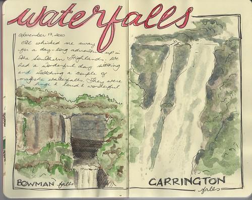 42-2010 // waterfalls