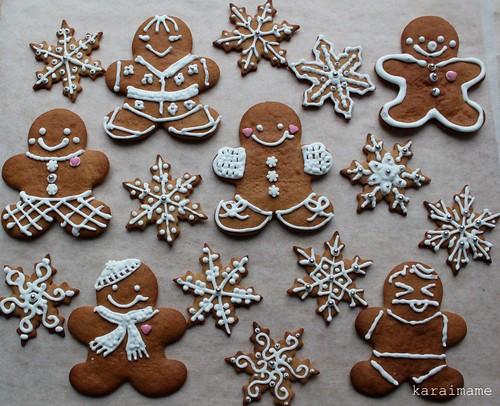 Gingerbread - Piparkakkuja