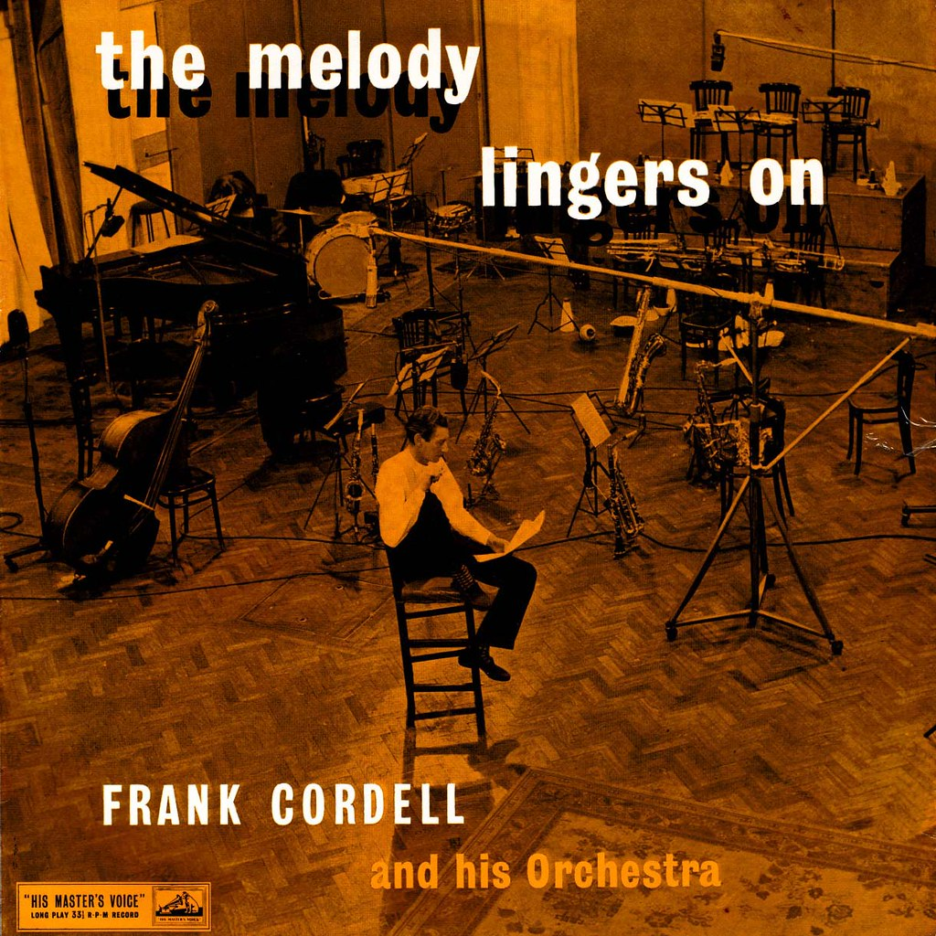 Frank Cordell - The Melody Lingers On