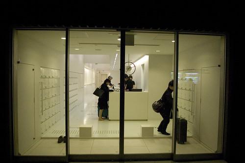 日本見物: 9hours 膠囊旅館