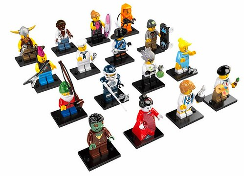 LEGO Collectible Minifigs