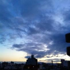 おは! 今朝の大阪、晴れそうだね!