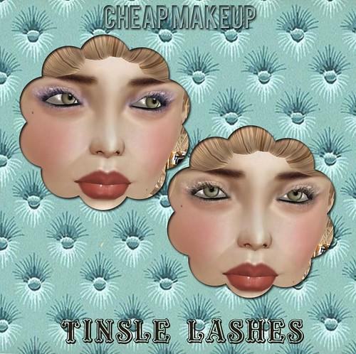 tinsle lashes