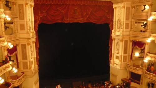 Semperoper Bühne