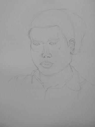 Portrait Course 2010-12-20 # 1