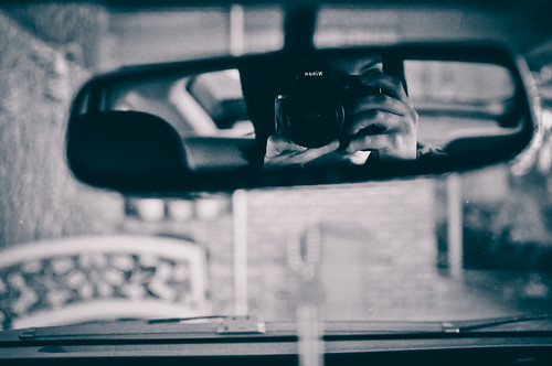 2/365: In the rear-view mirror