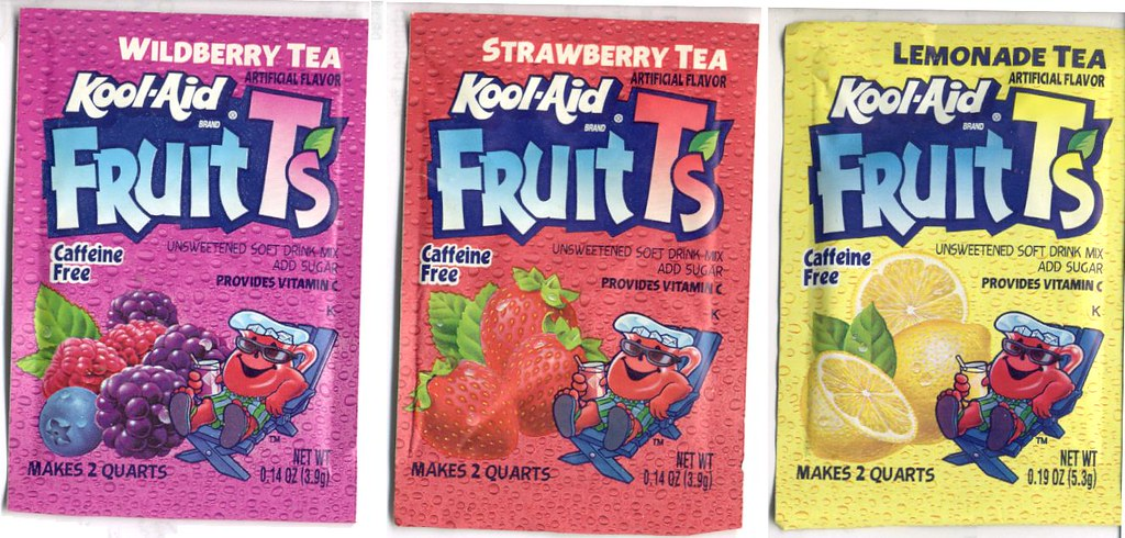 Kool-Aid Fruit T's