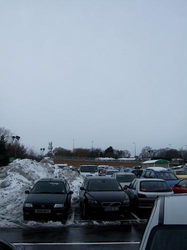ASDA Carpark